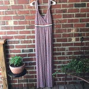 Cable and Gauge maxi dress size M